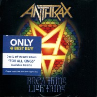 Purchase Anthrax - Breathing Lightning (CDS)