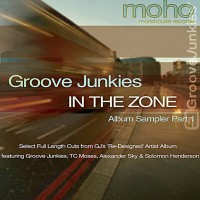 Purchase Groove Junkies - In The Zone Album Sampler Pt. 1 (EP)