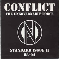 Purchase Conflict - Standard Issue II 88-94 - The Ungovernable Force