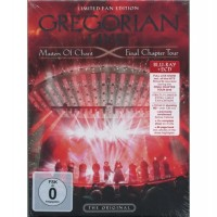 Purchase Gregorian - Live! Masters Of Chant - Final Chapter Tour (Limited Edition) (Live) CD1