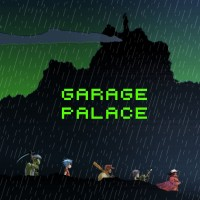 Purchase Gorillaz - Garage Palace (Feat. Little Simz) (CDS)