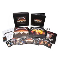 Purchase Metallica - Master Of Puppets (Deluxe Box Set & Remastered) CD1