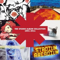 Purchase Red Hot Chili Peppers - The Studio Album Collection 1991-2011 CD5