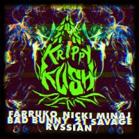 Purchase 21 Savage - Krippy Kush (With Nicki Minaj, Farruko, Bad Bunny & Rvssian) (CDS)