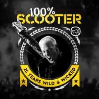 Purchase Scooter - 100% Scooter (25 Years Wild & Wicked)