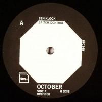 Purchase ben klock - October (VLS)