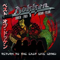 Purchase Dokken - Return To The East Live 2016