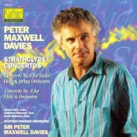 Purchase Peter Maxwell Davies - The Strathclyde Concertos 5 & 6