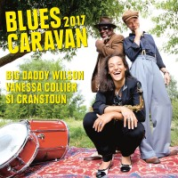 Purchase Big Daddy Wilson - Blues Caravan 2017