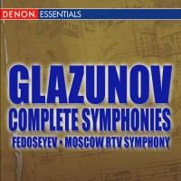 Purchase Alexander Glazunov - Symphonies 1 To 8 CD3