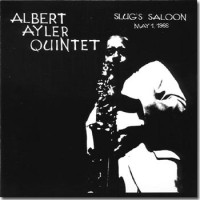 Purchase Albert Ayler - At Slug's Saloon, Vol. 1 (Quintet) (Live) (Vinyl)
