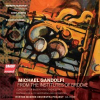 Purchase Boston Modern Orchestra Project - Michael Gandolfi: From The Institutes Of Groove (Feat. Gil Rose)