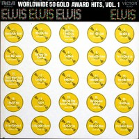 Purchase Elvis Presley - Worldwide 50 Gold Award Hits, Vol. 1 (Vinyl) CD2