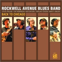 Purchase Rockwell Avenue Blues Band - Back To Chicago