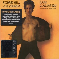Purchase Richard Hell & The Voidoids - Blank Generation (40Th Anniversary Deluxe Edition) CD2