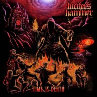 Purchase Lucifer's Hammer - Time Is Death