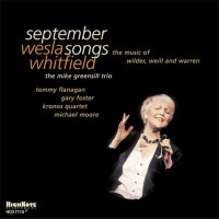 Purchase Wesla Whitfield - September Songs