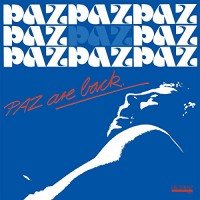 Purchase Paz - Paz Are Back