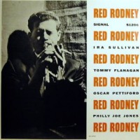 Purchase Red Rodney - Fiery The Red Arrow (Vinyl)