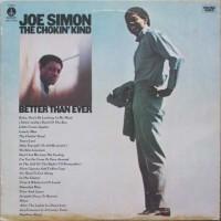 Purchase Joe Simon - The Chokin' Kind / Better Than Ever (Vinyl)