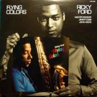 Purchase Ricky Ford - Flying Colors (Vinyl)