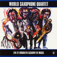 Purchase World Saxophone Quartet - Live At Brooklyn Academy Of Music