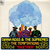 Purchase Diana Ross & The Supremes & The Temptations - Together (Vinyl)