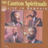 Purchase The Canton Spirituals - Live In Memphis Vol. 1