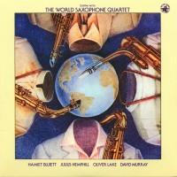 Purchase World Saxophone Quartet - Steppin' With The World Saxophone Quartet