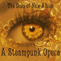 Purchase Paul Shapera - The Dolls Of New Albion, A Steampunk Opera