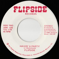 Purchase Flipside - Music (Get's Me High) / Havin' A Party (VLS)