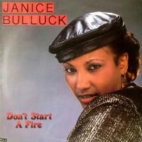 Purchase Janice Bulluck - Don't Start A Fire (Vinyl)