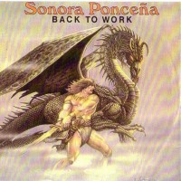 Purchase Sonora Ponceña - Back To Work