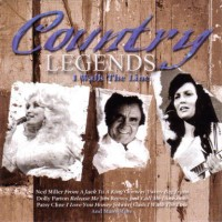 Purchase VA - Country Legends CD10