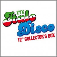 Purchase Lee Marrow - Italo Disco 12'' Collector's Box CD6