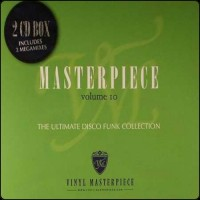 Purchase VA - Masterpiece Vol. 10 - The Ultimate Disco Funk Collection CD1