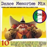 Purchase VA - Tono - Dance Memories Mix Vol. 10