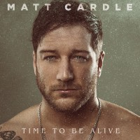 Purchase Matt Cardle - Time To Be Alive