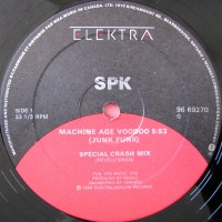 Purchase SPK - Machine Age Voodoo (EP) (Vinyl)