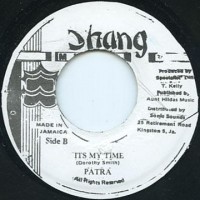 Purchase Patra - It's My Time