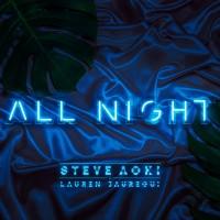 Purchase Steve Aoki - All Night (With & Lauren Jauregui) (CDS)