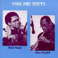 Purchase Julius Hemphill - Oakland Duets (With Abdul Wadud)