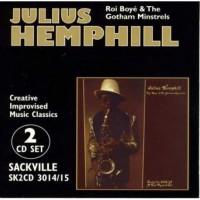 Purchase Julius Hemphill - Roi Boyé & The Gotham Minstrels (Reissued 2002) CD1