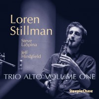 Purchase Loren Stillman - Trio Alto Vol. 1