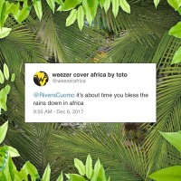 Purchase Weezer - Africa (CDS)