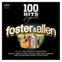 Purchase Foster & Allen - 100 Hits Legends CD4