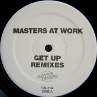 Purchase masters at work - Get Up (VLS)