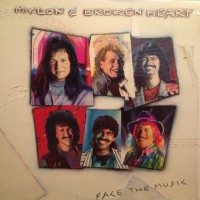 Purchase Mylon & Broken Heart - Face The Music