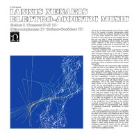 Purchase Iannis Xenakis - Electro-Acoustic Music (Vinyl)