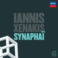 Purchase Iannis Xenakis - Synaphaï